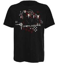 CINEMA BIZARRE - Crosses - T-Shirt - schwarz - NEU & SOFORT