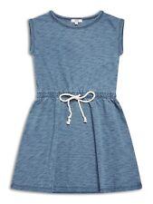 Sugar Squad, Kleid, Blau Ärmellos, Größe ab 122 bis 140 cm