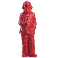 Karl Marx, Grand kunststoff-standfigur Sculpture by Ottmar Hörl