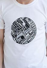 Drum and Bass T Shirt n & Yin Yang DJ Music Synth DnB EDM Junglist Tee Men Women