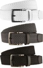 Nike Golf Stretch Woven Belt Men's New 11228 - Choose Color & Size!
