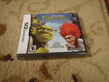 Shrek Forever After  (Nintendo DS, 2010)