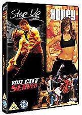 Step Up / Honey / You Got Served (DVD Box Set)