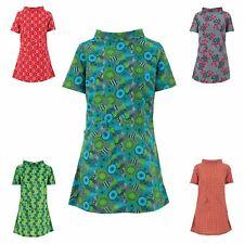 Sixties Shift Dress Ministry of Colour 60s Pocket Knee Length Sundress Sleeve