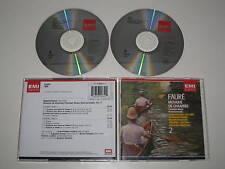 FAURE/MUSICA DA CAMERA VOL. II (EMI 69264 2) 2xCD ALBUM