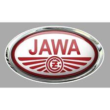 JAWA-CZ Sticker Trompe-l'oeil