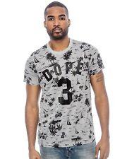 True Rock Men's Dope 3 Graphic Crew T-Shirt
