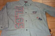 PAMPOLINA cooles Jungenhemd Gr. 104 NEU
