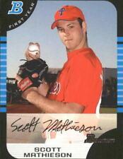 2005 Bowman Baseball Base Singles #201-329 (Pick Your Cards)