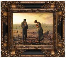 Durand Landscape 1867 Framed Canvas Print Repro 20x24