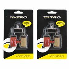 1 or 2 pack TEKTRO P20.11 Disc Brake Pads Metal Ceramic Compound
