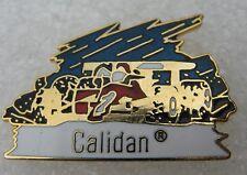 Pin's Voiture F1 Formule CALIDAN