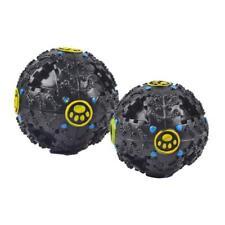 Hundeball mit Zahnpflege-Funktion Futterball Quietschspielzeug