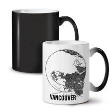 Canada Big Vancouver NEW Colour Changing Tea Coffee Mug 11 oz   Wellcoda