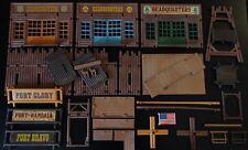 Playmobil Western Fort Ersatzteile aussuchen 3419 3420 3773 3806 Römer #503