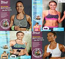 Crivit Sports Damen Sport Seamless Bustier BH Unterwäsche SPORTBUSTIER