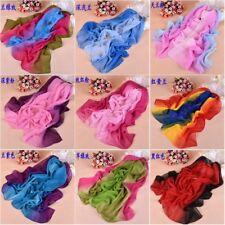 Chiffon Hijab Scarf Fashion Large Maxi Headscarf Womens ladies Silk New
