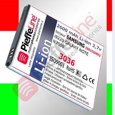 Batteria per Samsung N7000 GALAXY NOTE i9220  Li-ion 2600mAh