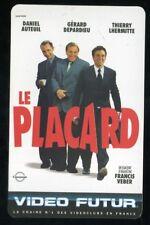 VIDEO FUTUR carte collector LE PLACARD  (172)