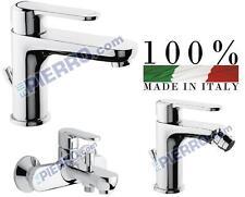 Serie bagno Lavabo Bidet Doccia Vasca rubinetto miscelatore rubinetteria NEFER
