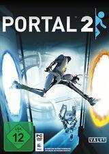 Portal 2 CD Key Code Steam PC Mac [EU] [DE]