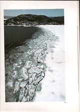 Chant de l'eau douce Canada Lacs MIA KLAUS Waters Photographie