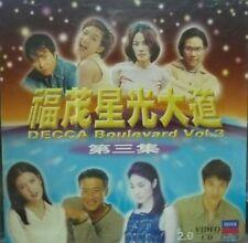 Decca Karaoke - Faye Wong, Wang Lee Hom, Mavis Fan, Vivian Chow ( VCD)