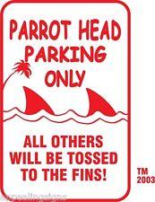 Custom Buffett Parrothead Bar Beer Beach Pool Key West Tropical Gift Sign #11