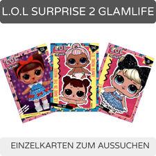 L.O.L Surprise Serie 2 - Glamlife 2019 Einelkarten Trading Cards zum aussuchen