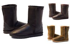Napa / Bomber / Stealth 3/4 Short Deluxe Ugg Boots Australian Sheepskin