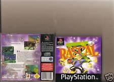 RASCAL PLAYSTATION 1 PS1 PS2  ULTRA RARE 3D PLATFORMER