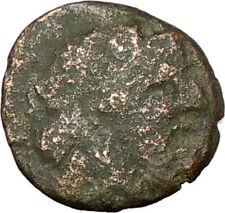 Amphipolis Macedonia 168Bc Rare Ancient Greek Coin Galley Ship Poseidon i24156