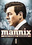 Mannix - The First Season (DVD, 2008, Multi-Disc Set)
