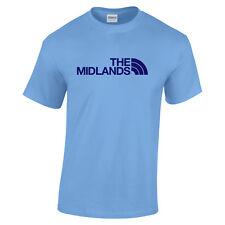 Coventry City Midlands Sky Blue t shirt  Footbal Fan Birthday Gift Unisex Kids