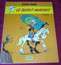 LUCKY LUKE - LE BANDIT MANCHOT - DELVILLE/ESSO - BE / TBE