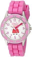 Peppa Pig Kids Analog Display Japanese Quartz Pink Watch Best Gift for Girls New