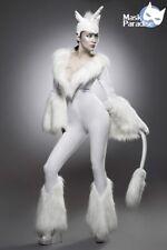 Einhorn Kostüm White Unicorn Overall - Mask Paradise - 80059