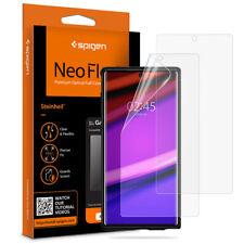 Galaxy Note 10, 10 Plus/10 Plus 5G Screen Protector Spigen® [Neo Flex] (2 Pack)