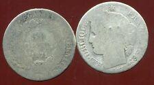 50 centimes CERES  1871  A OU K  ??    argent