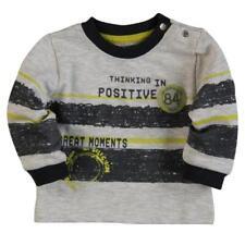 Gris Camisa Para Varones de rayas gr. 74 80 92 von Boboli