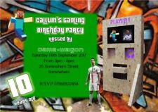 Juegos personalizado inspirado Fiesta invita a (Varios Diseños Xbox/ps4/Nintendo..)