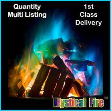 Mystical Fire Magic Flames Colour Coloured Change Fire Pit Bonfire Powder Sachet