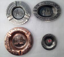 London Souvenir Metal Ashtray - Great British Gift