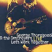 Thorogood,George: Lets Work Together Live  Audio Cassette