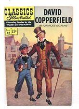 Classics Illustrated # 48 (Hrn 166) David Copperfield