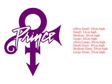 Prince Logo Symbol Car Wall Sticker Decal