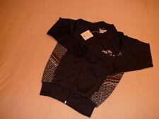 adidas Adicolor TT BK5 Originals Damen Jacke Leonardo DaVinci Black Series