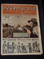 ***AVVENTUROSO FILM ANNO I N. 7*** ED. MONDADORI 4 DICEMBRE 1949