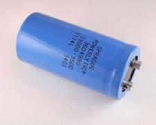 23000uF 35V Sprague Large Can Power Electrolytic Aluminum Capacitor mfd DC