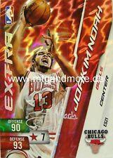 PANINI NBA ADRENALYN XL 2011-Joakim Noah-Extra sig